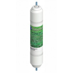Filtro detox bacteriostatico