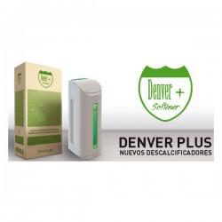 Descalcificador compacto Denver Plus bajo consumo  6L